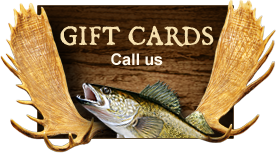 Gift Cards - Call Us